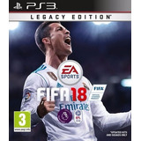 Fifa 18 Legacy Edition Ps3 | Digital | Original | Fifa 2018