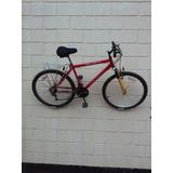 Suporte De Parede P/ Bicicleta Apoio Horizontal Branco 4 Un