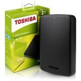 Hd Toshiba Externo Portatil Usb 3.0 500gb Hdtb305xk3aa
