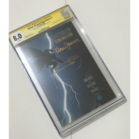 Importado Batman: The Dark Knight Returns #1 Cgc Sig. 8.0