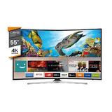 Tv Samsung 55 Uhd 4k Curvo Smart Mu6300!! Consultar Envio!!