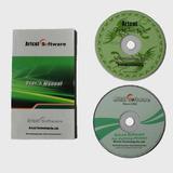 Artcut 2009- Software Plotter De Recorte