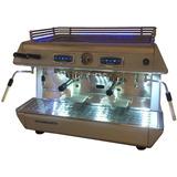 Máquina De Café Allegra - 2 Grupos Dual Digital Fábrica