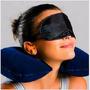 Almofada Cervical Mascara E Tapa Ouvido Para Dormir