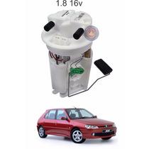 Bomba Combustível C/ Boia Peugeot 306 1.8 16v N5 Original