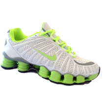 Nike Shox 12 Molas - Tlx Tl1 - Frete Grátis - Pronta Entrega