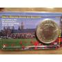1 Moneda Onza Plata Gran Bretaña 2 Libras Elizabeth Ll 2000