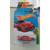Hot Wheels De Coleccion 2016 Porsche 911 Gt3 Rs Rojo