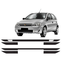 Friso Protetor De Parachoque Corsa Sedan/hatch G2