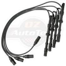 Jgo Cable Bujias Seat Toledo/leon 1.8 S/n Turbo Bosch Oem