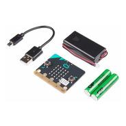 Kit Microbit Go Bundle, Pequeña Computadora Programable.