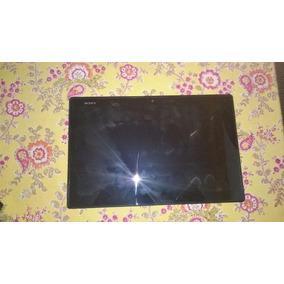Tablet Sony Xperia Z2 Sgp551 4g Com Defeito Montado