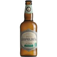 Cerveja Witbier Limão Siciliano E Coentro Leopoldina 500ml