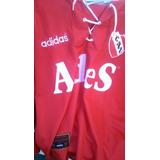 Camiseta Independiente adidas Ades Usada Reliquia,talle 1