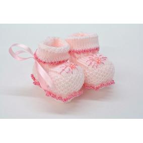 Sapato De Linho Para Bebê