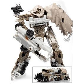 Transformer Optimus Prime, Bumblebee, Ironhide, Megatron.