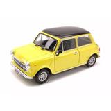 Mini Cooper 1300 Escala 1/24 Welly Casa Valente