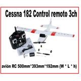 Cessna Avion 3 Canales Mini