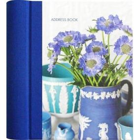Índice Telefonico Ryland - Jane Packer Blue E White 14,3x10