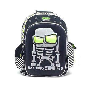 Mochila Espalda Zombie Infection Om084 Original 18