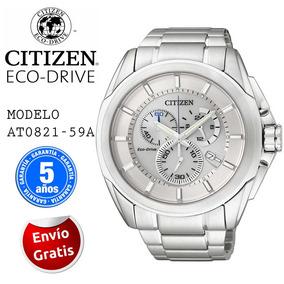 Reloj Citizen Ecodrive At0821-59a --kairos--