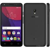 Aparelho Celular Alcatel 5010 Pixi 4 Tv Preto Origin Dict001