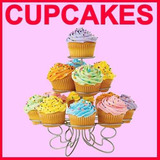 Kit Imprimible Cupcakes Wrappers, Toppers + Diseños + Videos