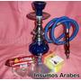 Arguile+regalos(tabaco+carbón+pinza) $350!!! Insumos Arabes