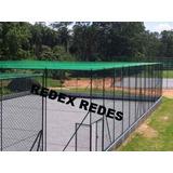 Rede De Cobertura Para Quadra,society,futsal,campo Futebol