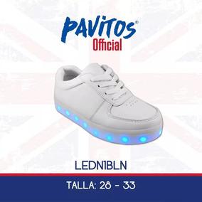 Zapatos Pavitos Con Luces Led Colección 2017