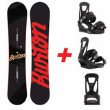 Combo Burton Tabla Ripcord + Fijaciones Freestyle 16% Off