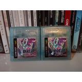 Pokemon Crystal Gameboy