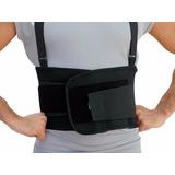 Faja De Trabajo Reforzada Ballenada Body Care Columna Lumbar