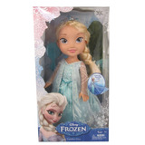 Juguete Niña Disney Frozen Elsa Brillo