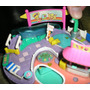 Polly Pocket Retro Parque Paseo Acuatico 1997 Original