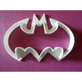 Cortante Batman Molde Muffins Cupcakes Pastillaje