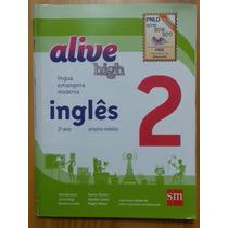 Livro Alive High 2 Do Aluno Ensino Médio 2 Ano