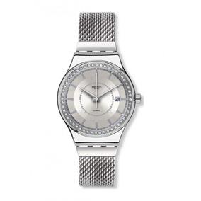 Reloj Sistem Stalac L Plata Swatch