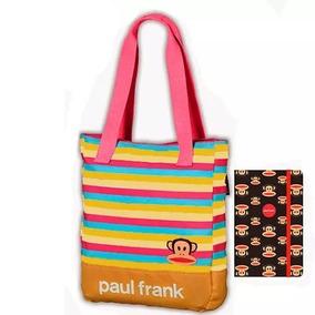 2c07430a9 Bolsa Do Paul Frank Rosa - Materiais Escolares no Mercado Livre Brasil