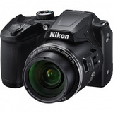 Câmera Nikon B500 16mp/40x/wifi Preto