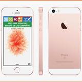 Apple Iphone Se 16gb 4g Lte Nuevo Sellado / 12 Cuotas