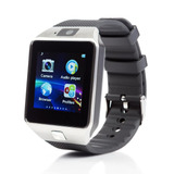 Relogio Bluetooth Smartwatch Dz09 Touch Preto