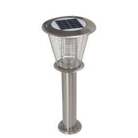Lampara Solar Led 6w Para Jardin Exterior O Patio Dura 8hrs