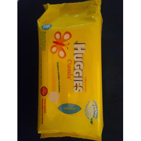 Toallas Humedas Huggies Classic X 4 Paquetes: $ 100