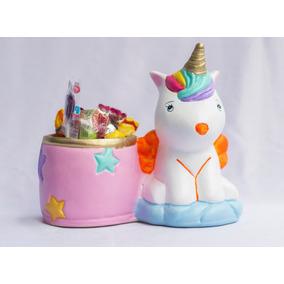 Dulcero Fiesta Unicornio Unicornios Infantil Recuerdo Baby
