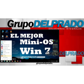 Windows 7 Minios 2018 Full Español Para Pc De Bajos Recursos