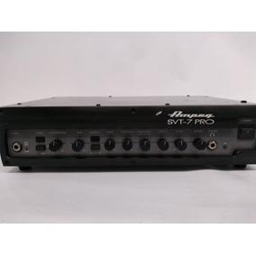 Cabeçote Ampeg Svt7 Pro Ampli Cabecote Contra Baixo Svt-7 Nf