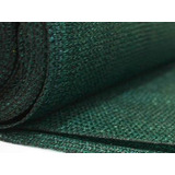 Combo Env Incl Media Sombra 98% Premium Verde 2,1 X 60 Mts