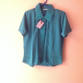 Blusas Con Botones Para Mujer