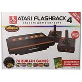 Atari Flashback 4 Retro Game Console - Juegos Electrónicos